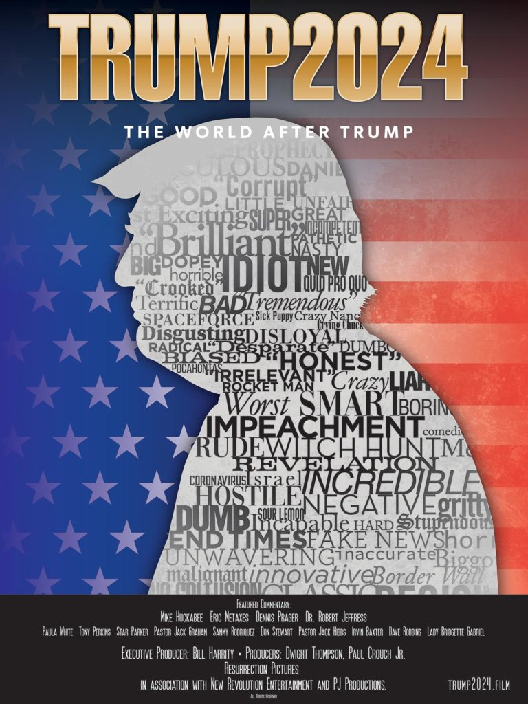 Trump 2024 Official Movie Poster