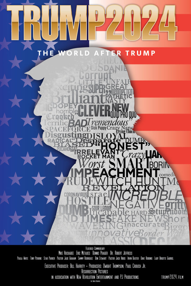 Trump 2024 Official Poster
