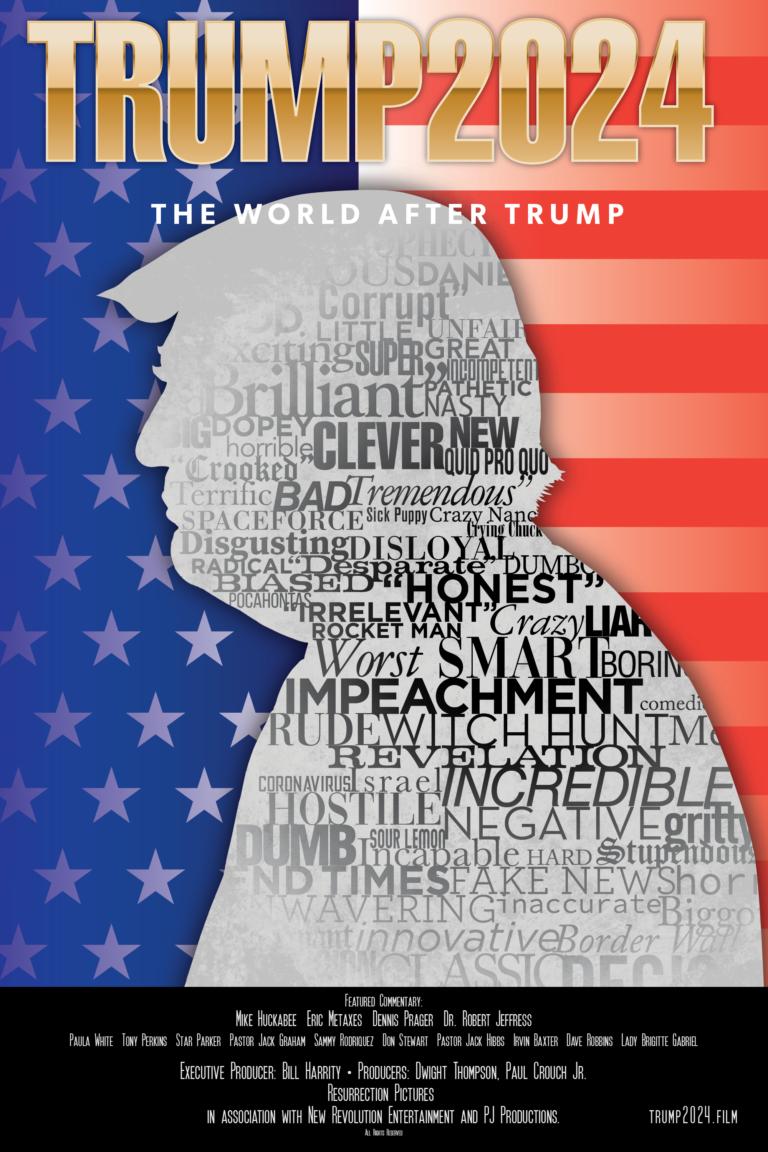 Trump 2024 Poster